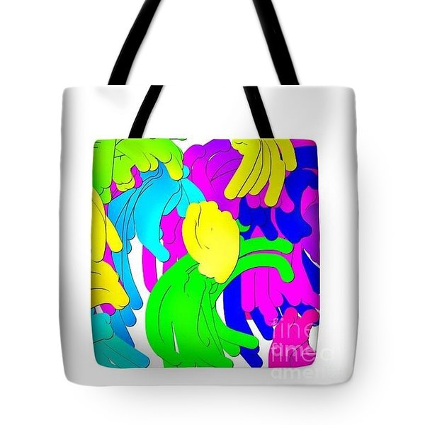 Tote Bag featuring the digital art Tote Bag  by Gayle Price Thomas