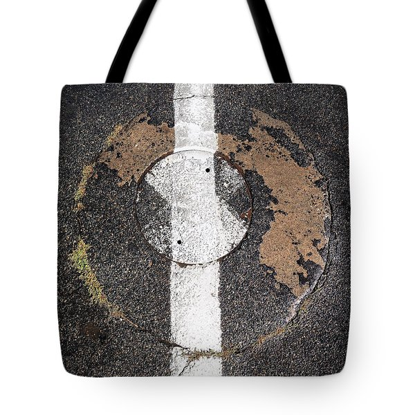 Totem With Headdress Tote Bag