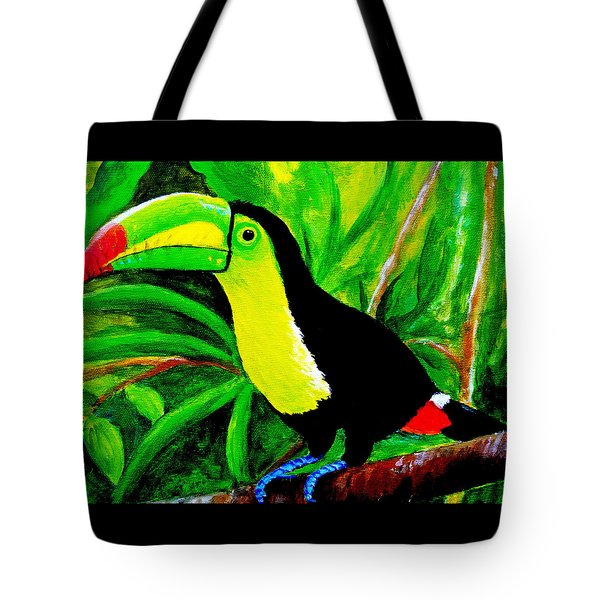 Toucan Sam Tote Bag