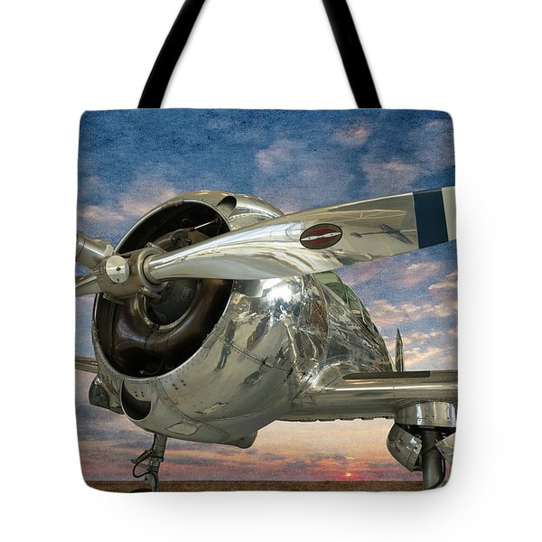 Touch And Go II Tote Bag