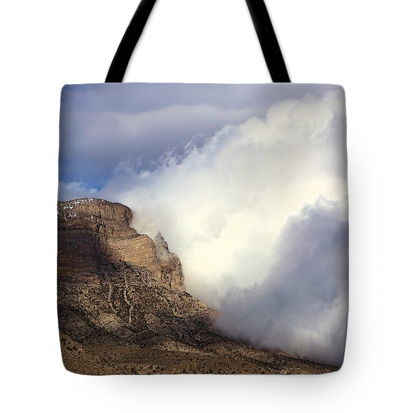 Touch By Touch Tote Bag