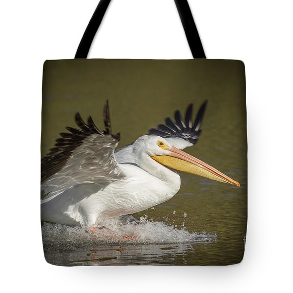 Touchdown Tote Bag
