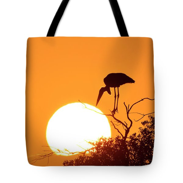 Touching The Sun Tote Bag