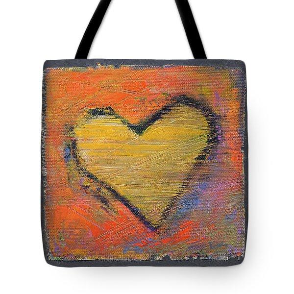 Love 8 Tote Bag