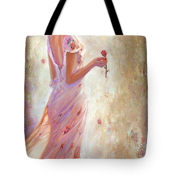 Toujours De Fleurs Tote Bag