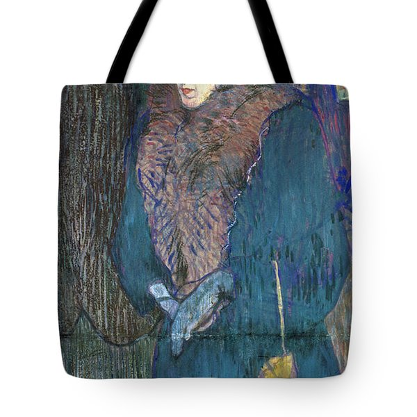 Toulouse-lautrec: J.avril Tote Bag by Granger