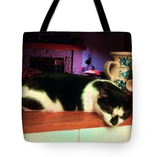 Tote Bag featuring the photograph Toulouse by Vicky Tarcau