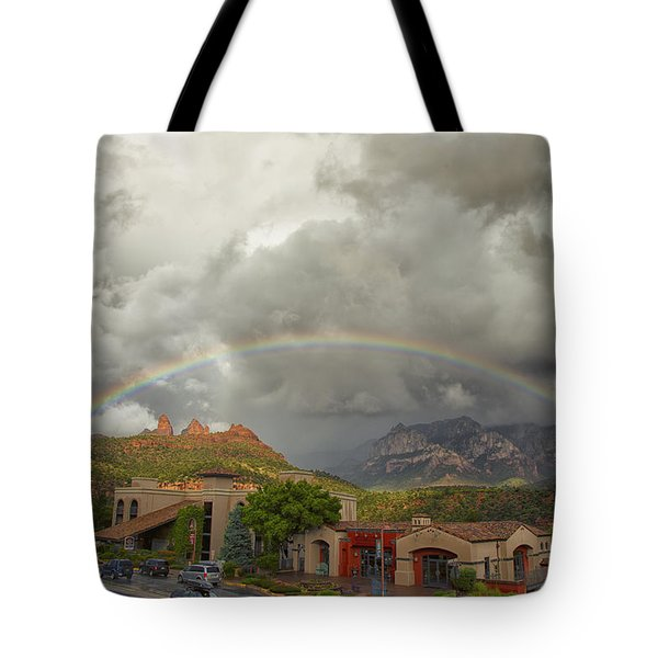 Tour And Explore Tote Bag by Tom Kelly