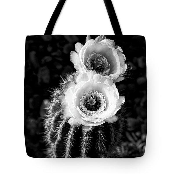 Tourch Cactus Bloom Tote Bag