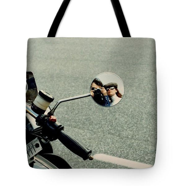 Touring With Your Honey Tote Bag