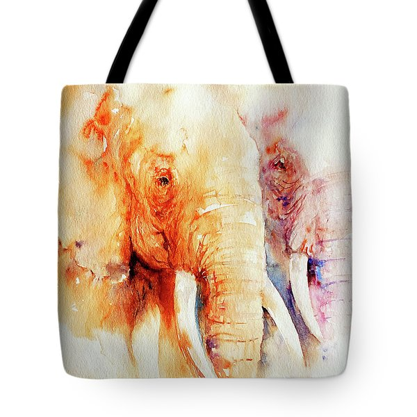 Tow Of A Kind Tote Bag