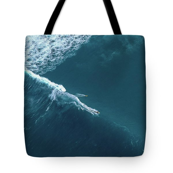 Tow Surf - Sunset Beach Tote Bag