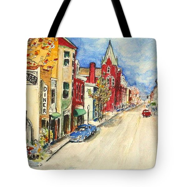 Towanda Pa Tote Bag