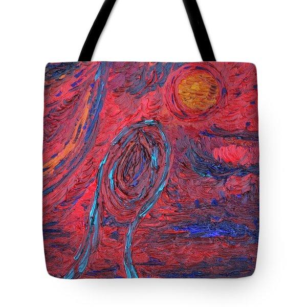 Toward Survival Tote Bag