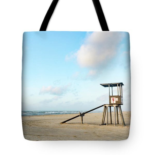 Tower #9 Tote Bag
