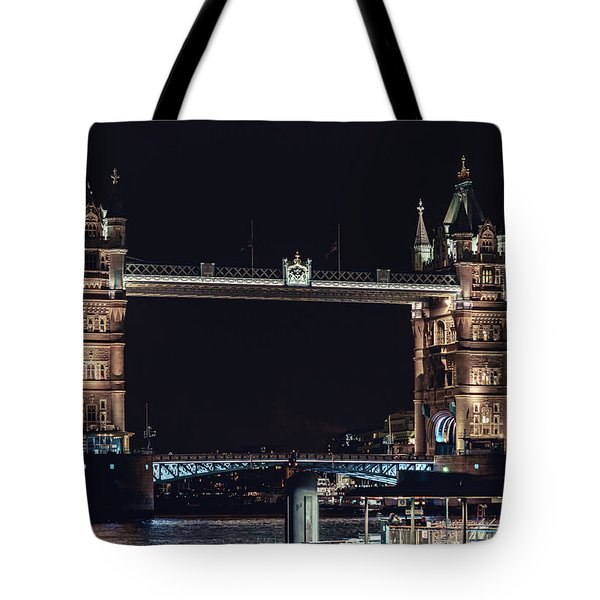 Tower Bridge 4 Tote Bag