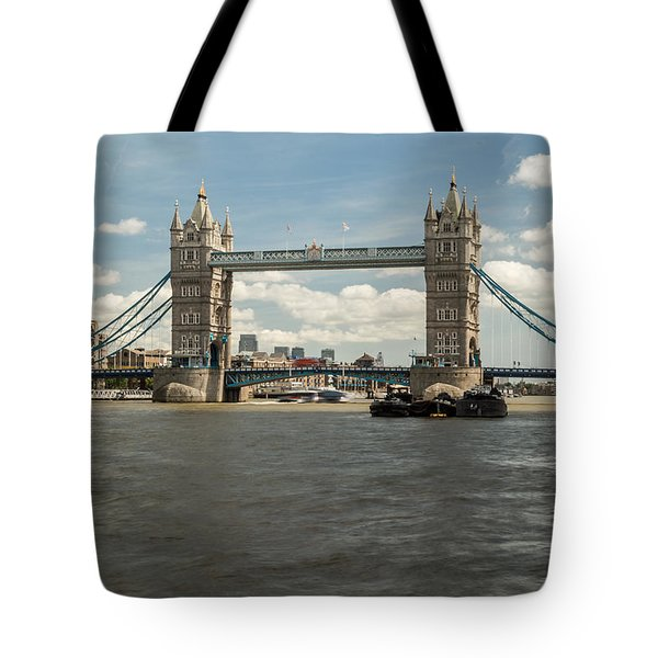 Tower Bridge A Tote Bag