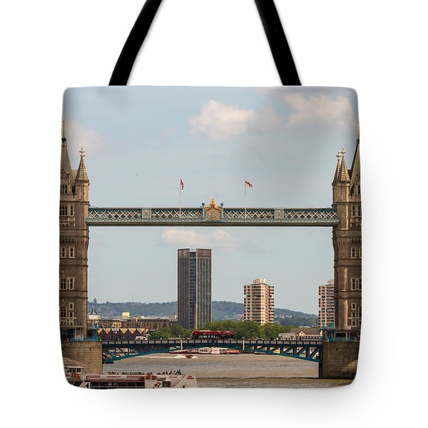 Tower Bridge C Tote Bag