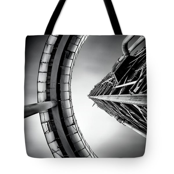 Tower Tote Bag by Jorge Maia