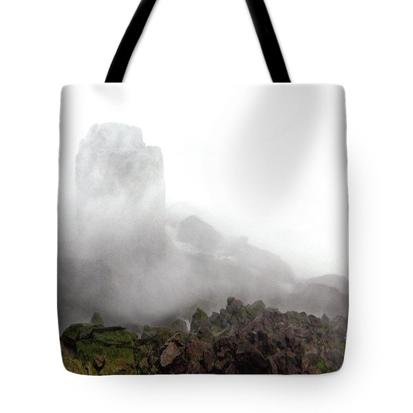 Tote Bag featuring the photograph Watch The Clouds Roll By by Dana DiPasquale