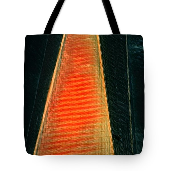 Tower Of Power? Tote Bag