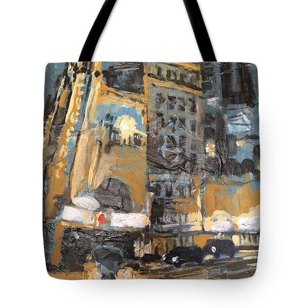 Tower Theater S. Broadway Tote Bag