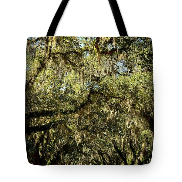 Towering Canopy Tote Bag