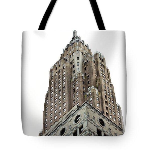 Towering Tote Bag