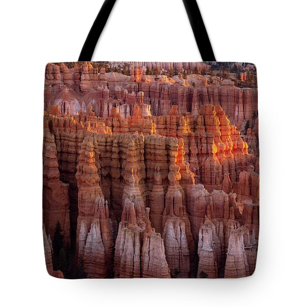Towers Of Bryce Tote Bag