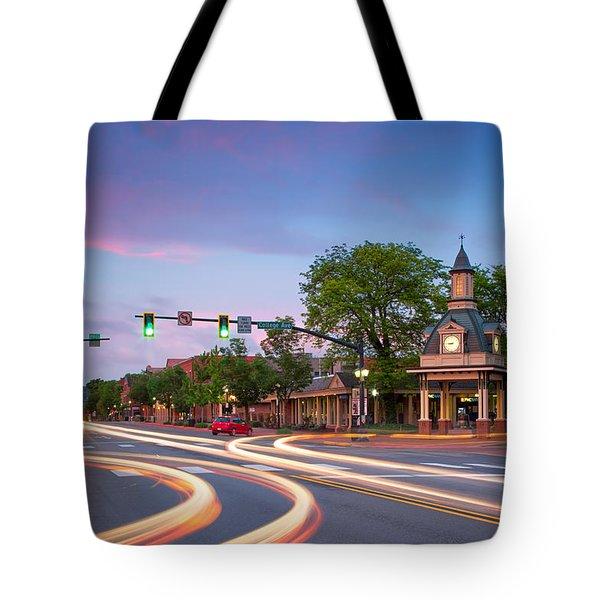 Towndown  Beaver  Tote Bag