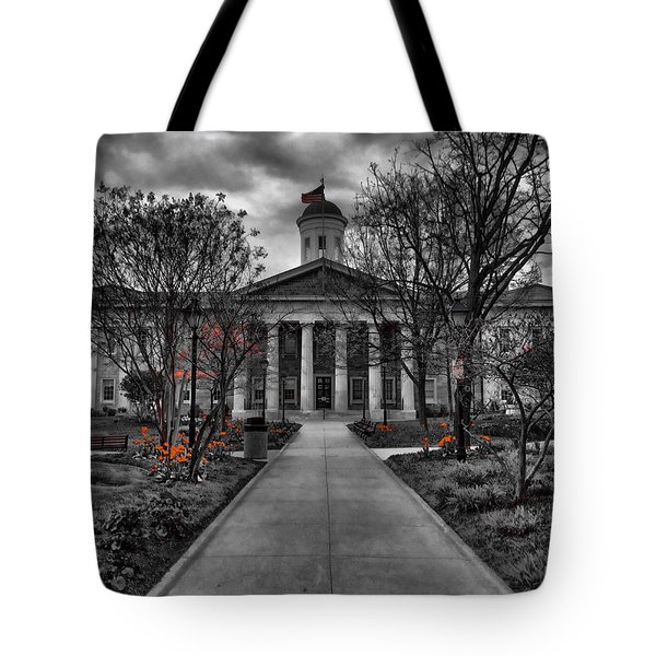 Towson Courthouse Tote Bag