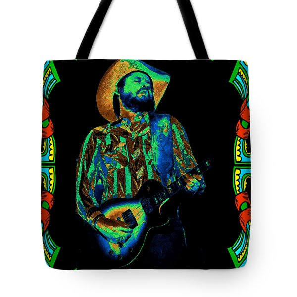 Toy Caldwell Framed #1 Tote Bag