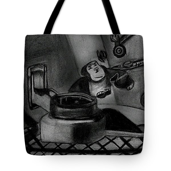 Toy Zoo Tote Bag
