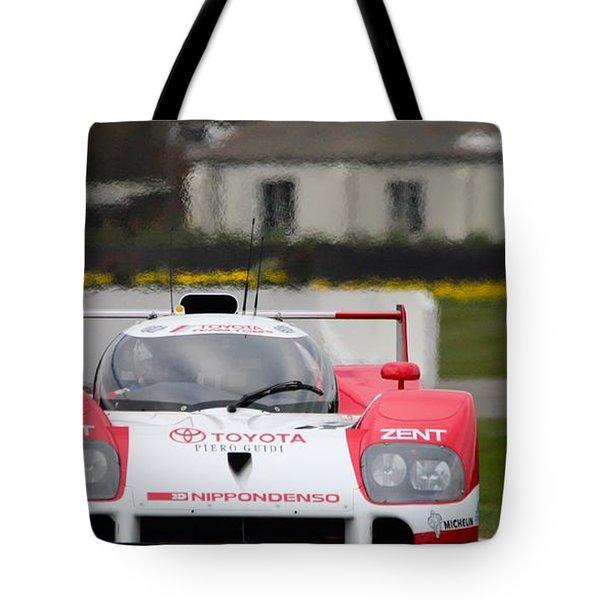Toyota Ts010  Tote Bag