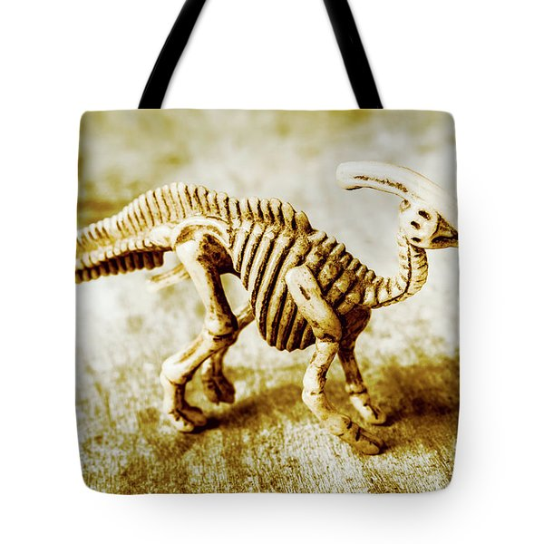 Toys And Artefacts Tote Bag