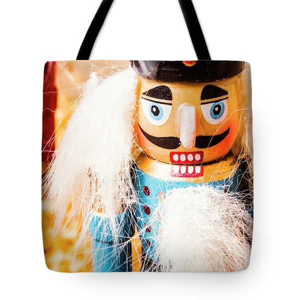 Toys In Play  Tote Bag
