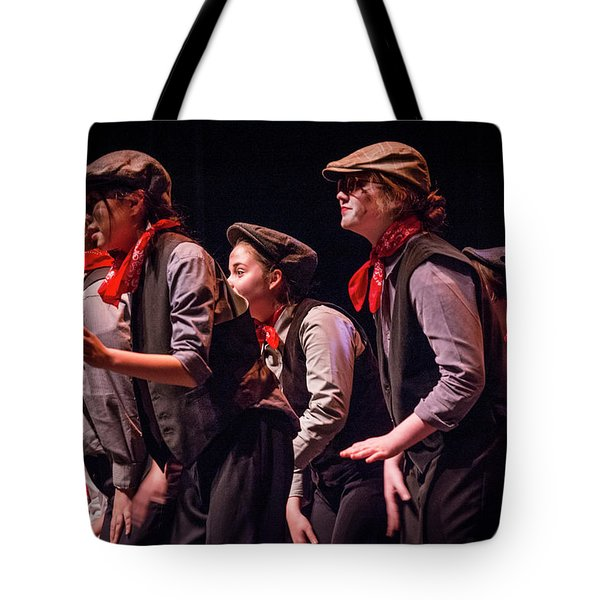 Tpa007 Tote Bag