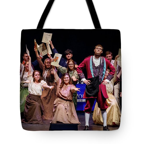 Tpa011 Tote Bag