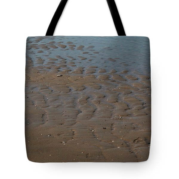 Tote Bag featuring the photograph Traces by Ana Mireles