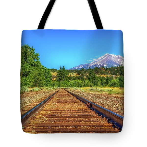 Tracking The Lemurians  Tote Bag