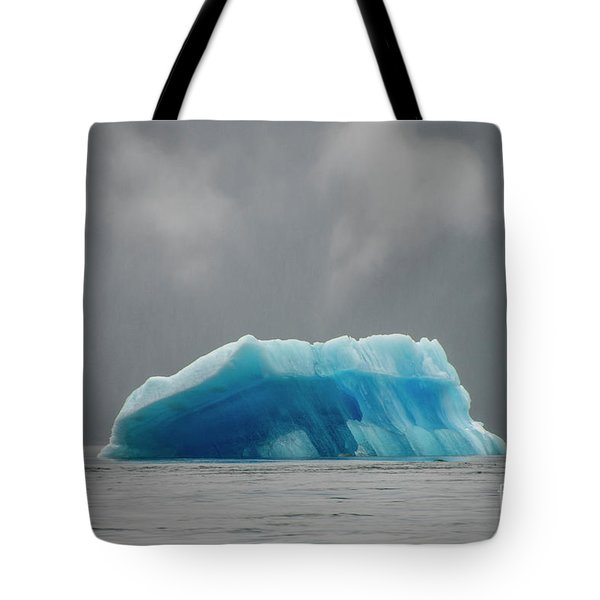 Iceberg - Tracy Arm Fjord Tote Bag