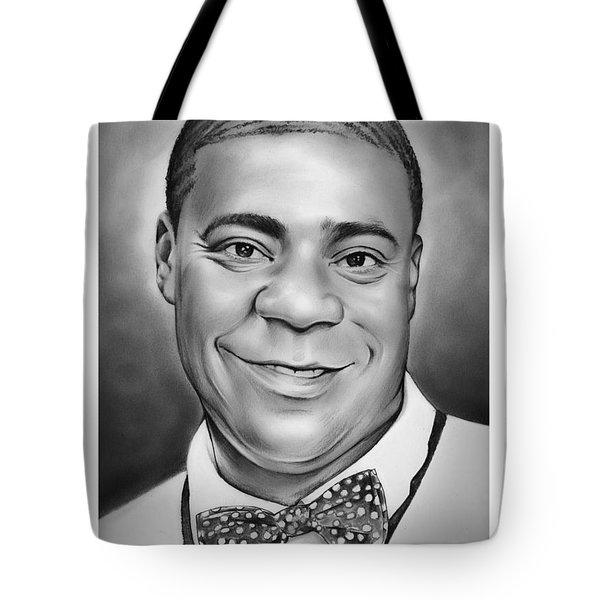 Tracy Morgan Tote Bag