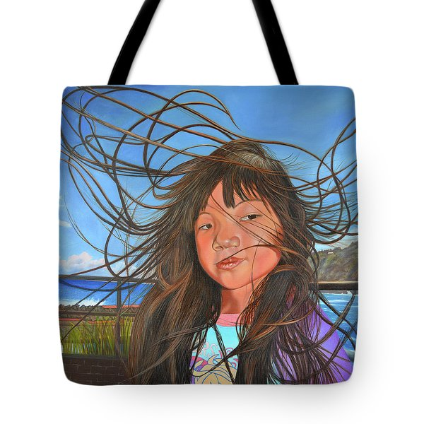 Trade Wind Day Tote Bag