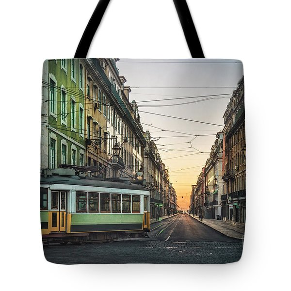 Trading Yesterday Tote Bag