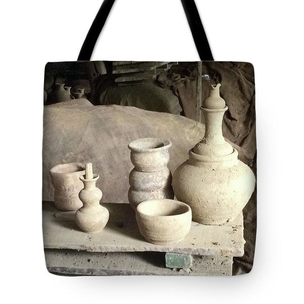Traditional Craft Work.  Tote Bag