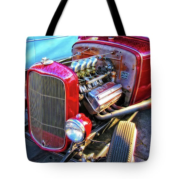 Traditional Hemi Tote Bag