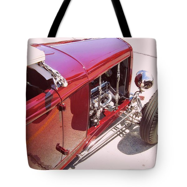 Traditional Roadster Tote Bag