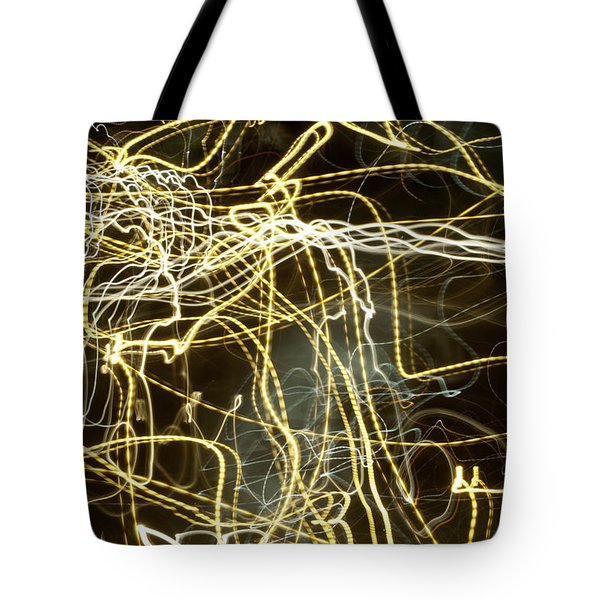 Traffic 2009 Limited Edition 1 Of 1 Tote Bag