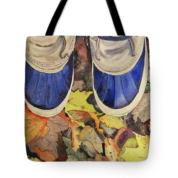 Trail Mix Tote Bag