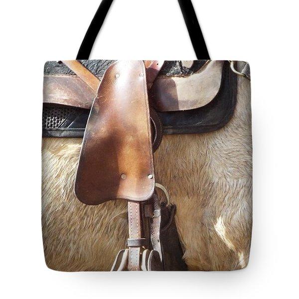 Trail Tack Tote Bag